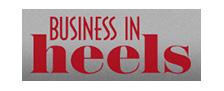 business in heels